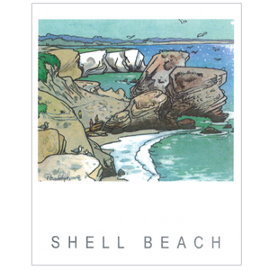Shell Beach California