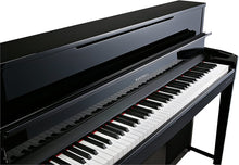 Load image into Gallery viewer, Piano - Kurzweil Home - (EA) Piano Upright Compact Ebony Polish - 2 Box