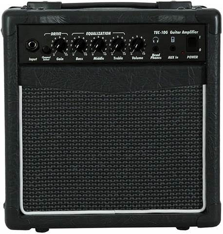 AMP - RMS 12 Watt Guitar Amplifier