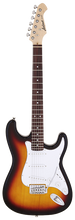 Load image into Gallery viewer, ARIA PRO II ELECTRIC GUITAR 3 TONE SUNBURST