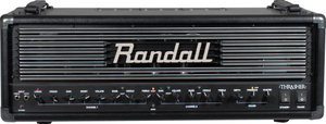 Amp - Randall  2 ch 4 mode 120w head high gain stage amplifier