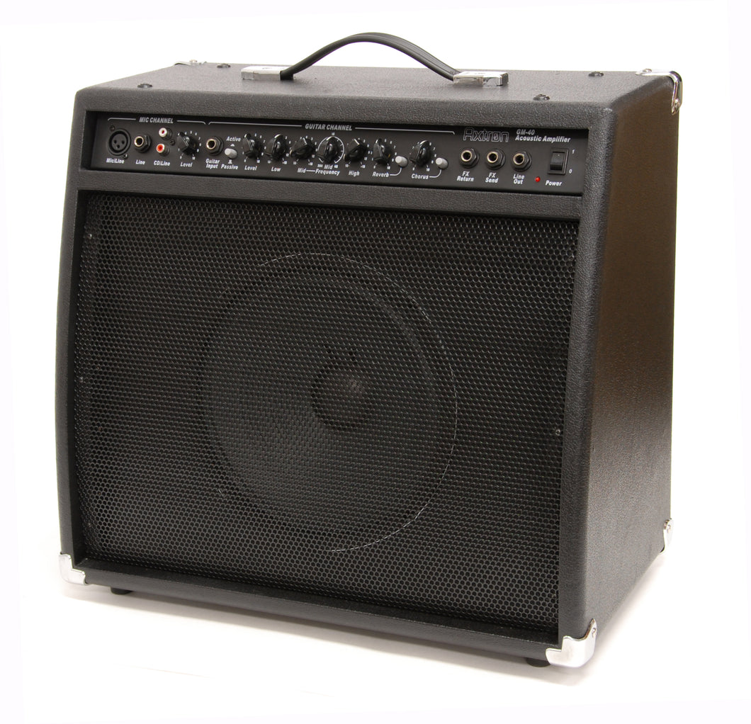 Amp - Axtron AC40W DELUXE GUITAR AMP