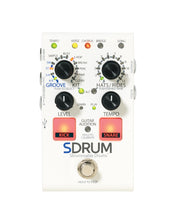 Load image into Gallery viewer, Pedal - Digitech SDRUM Strummable Drum Pedal