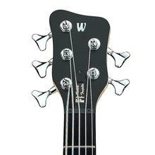 Load image into Gallery viewer, Warwick - RAL Robert Trujillo 5 Electric Bass Guitar Black Satin