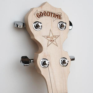Deering Banjo Goodtime Two with Resonator
