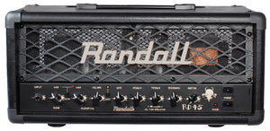 Amp Head - Randall 45 w 2 ch head with footswitch