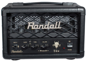 Amp Head - Randall 5 w single ch head 5 w high gain amp