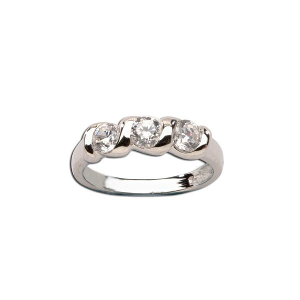 Cherished Moments Sterling Silver Baby Rings