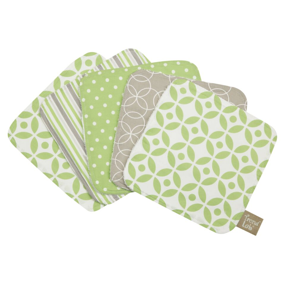 Trend Lab 5-Pack Washcloths