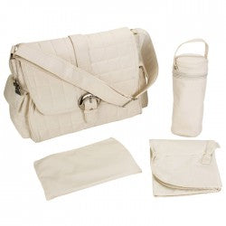 Kalencom Buckle Bag - Cream
