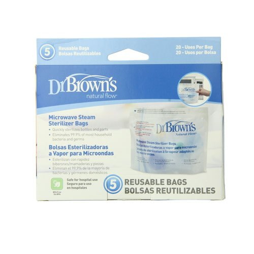 Dr. Brown's Steam Sterilizer Bags
