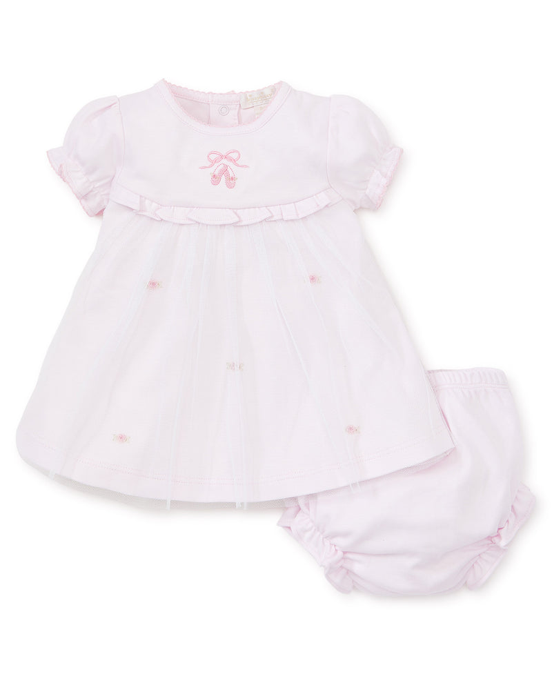 Kissy Kissy Premier Cameo Ballet Dress w/ Hand Embroidery
