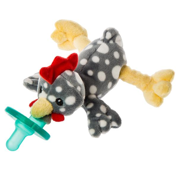 WubbaNub Rocky Chicken Infant Pacifier