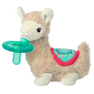 WubbaNub Lilly Llama Infant Pacifier
