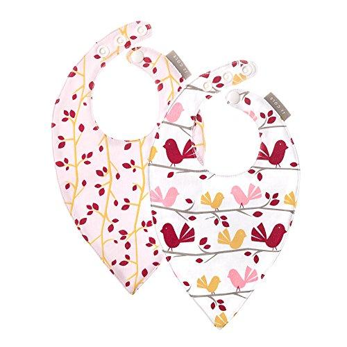 JJ Cole Collection Bandana Bib Set