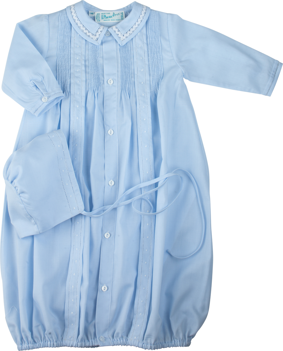 Feltman Brothers Boys Take Me Home Gown and Hat