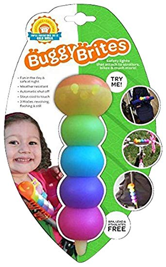 Buggy Brites Caterpillar Stroller Lights