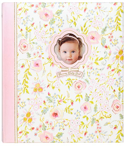 C.R. Gibson Baby Memory Book - Sweet As Can Be