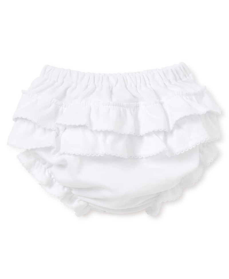 Kissy Kissy Basic Diaper with Ruffle