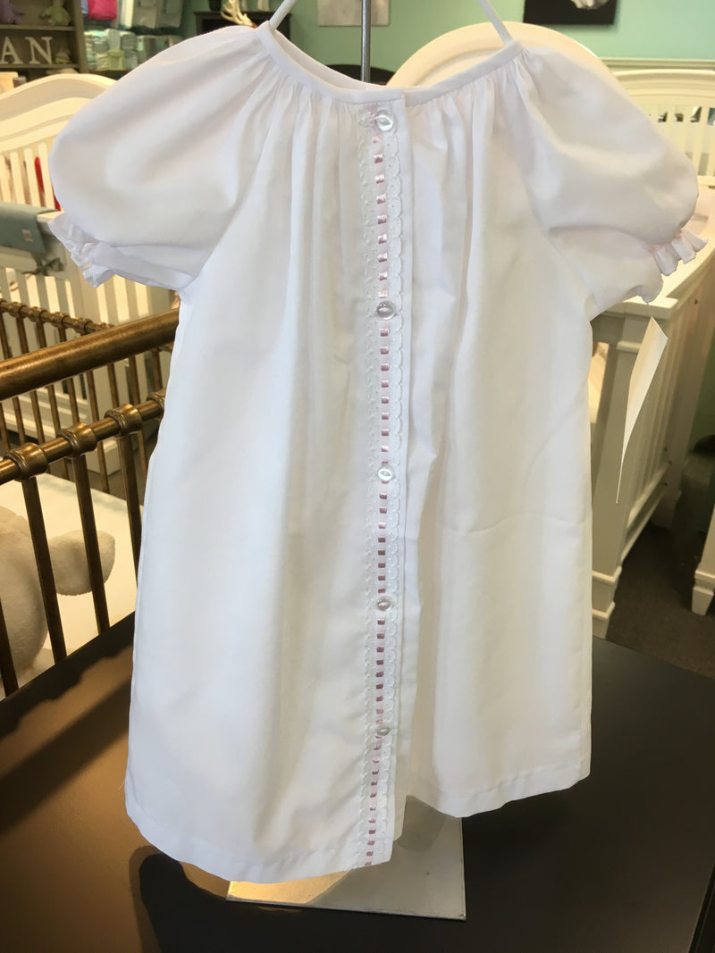 Designs Especially for Babies Button Front Gown