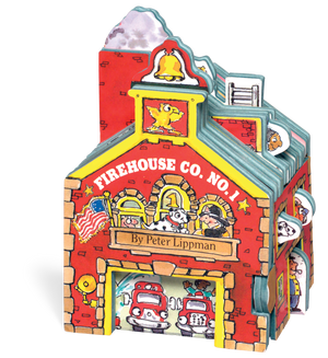 Mini House - Firehouse