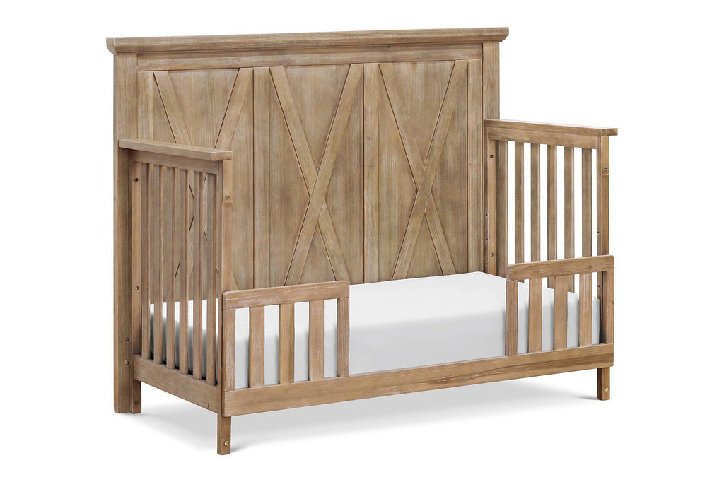 Franklin & Ben Emory Farmhouse 3-Piece Set (Crib, Dresser, Nightstand)