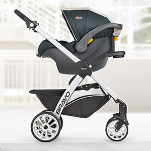 Chicco Bravo Trio Travel System - Nottingham