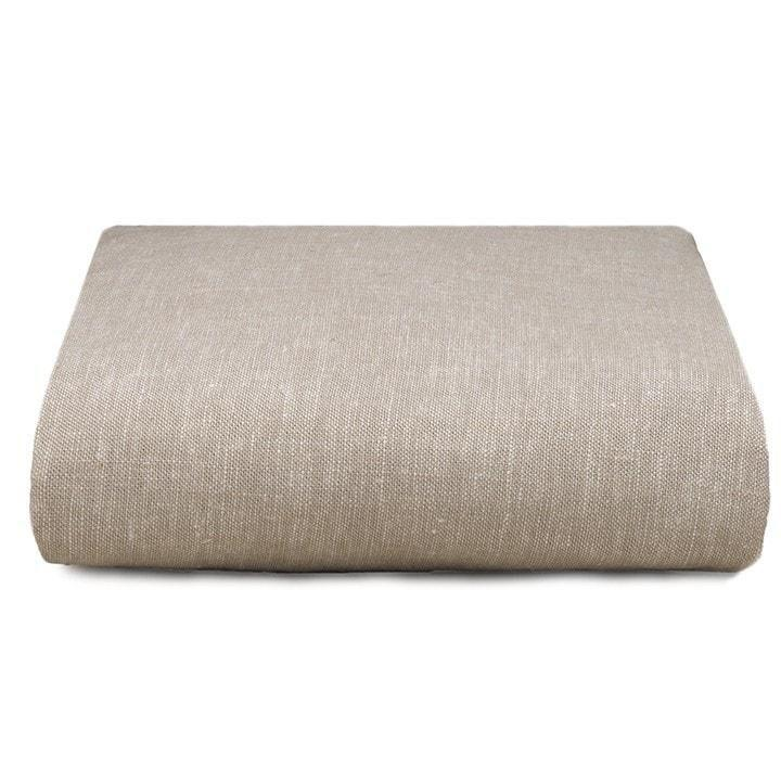 Sissy & Sawyer Flax Linen Blend Crib Sheet
