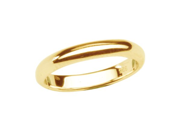 Cherished Moments Gold-Plated Ring