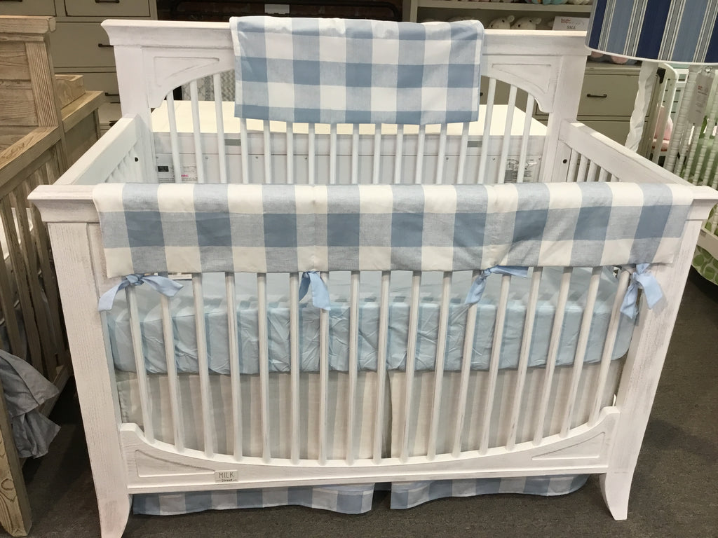 Our New Baby Custom Bedding - Brawner