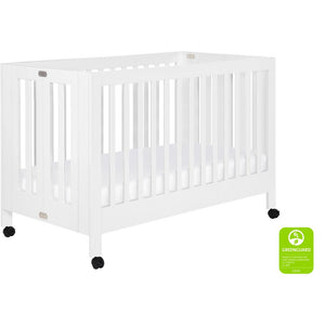 Babyletto Maki Full-Size Portable Folding Crib