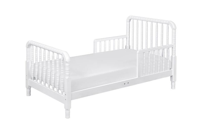 DaVinci Jenny Lind Toddler Bed In White Finish