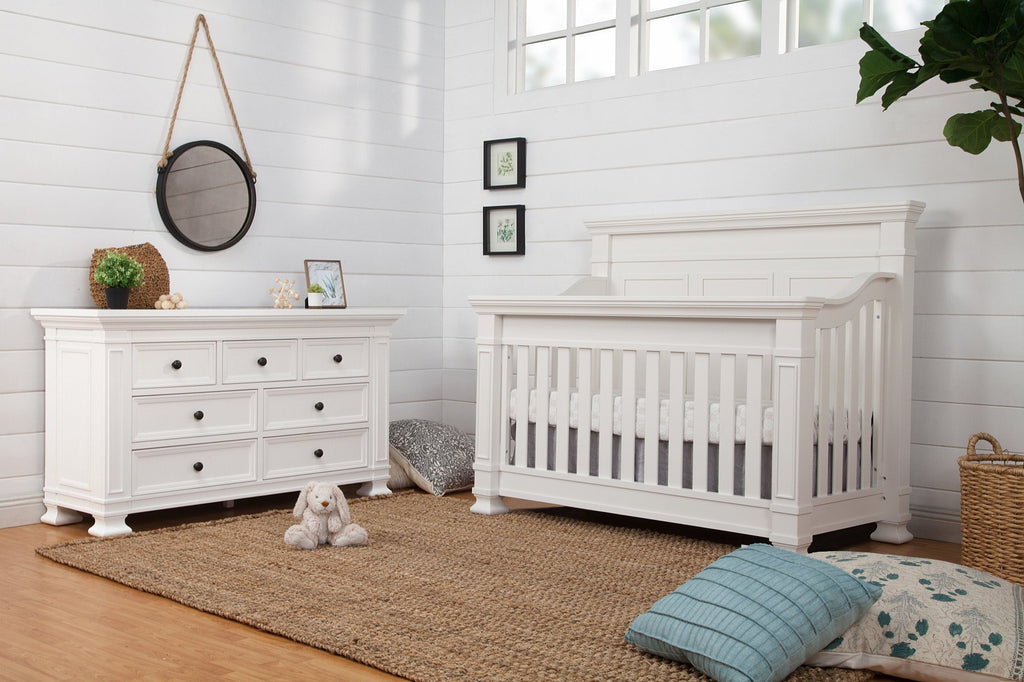 Franklin & Ben Tillen 4-in-1 Convertible Crib Package