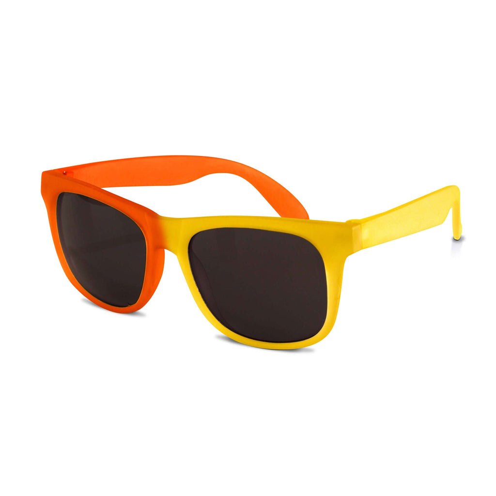 Switch Sunglasses- Yellow/Orange Real Shades