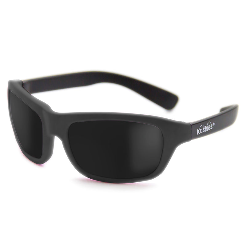 Kushies Sunglasses - Black