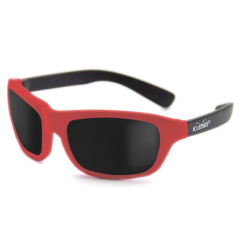 Kushies Sunglasses - Red