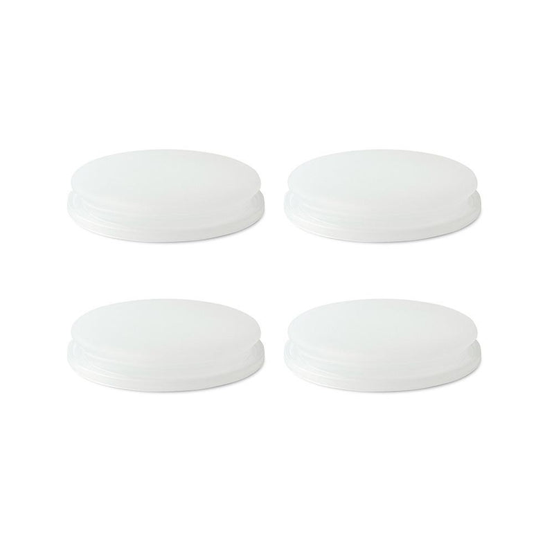 Ola Baby Travel + Storage Cap for GentleBottle (4-Pack)