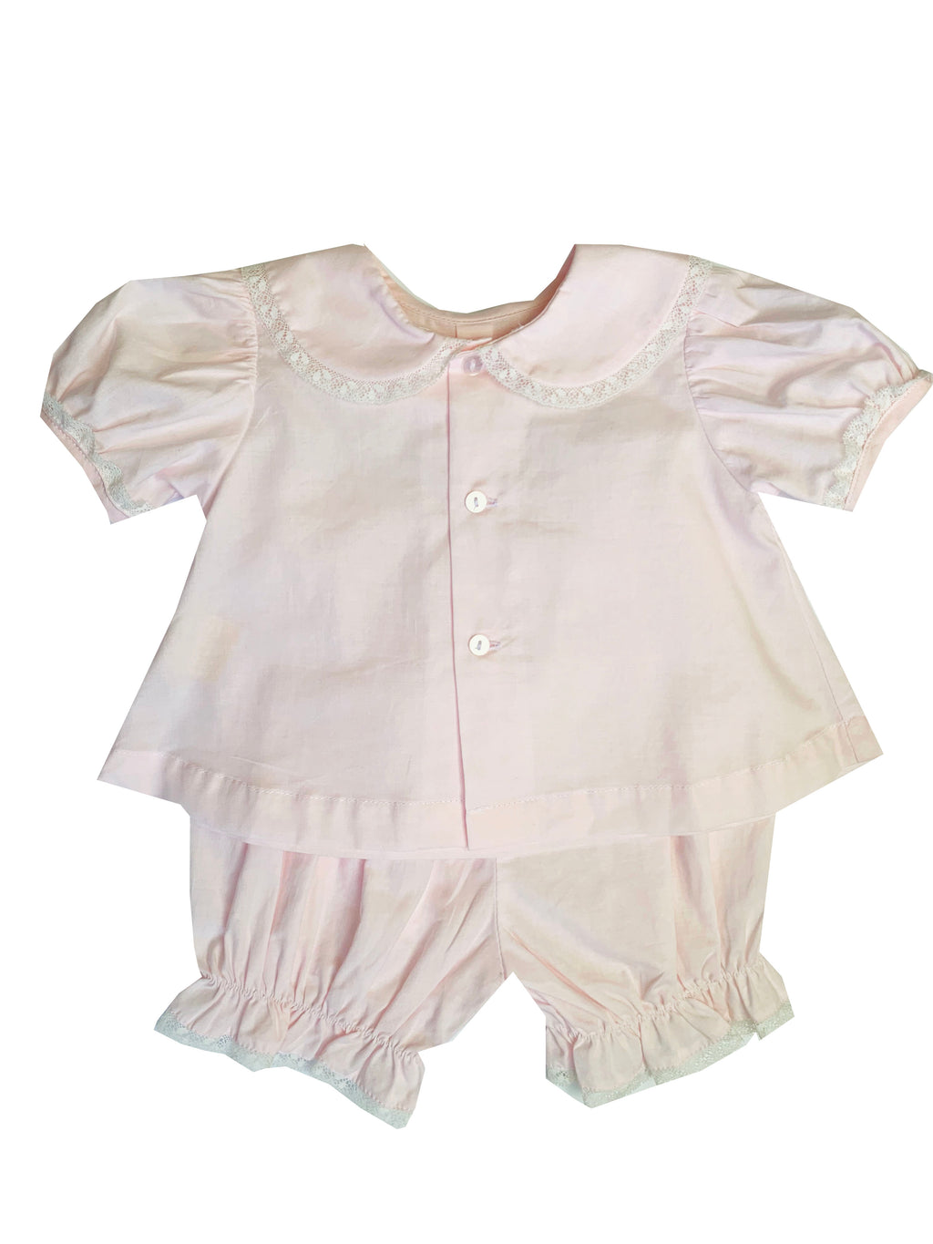 Lullaby Set Mary Diaper Set - Pink