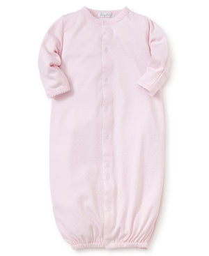 Kissy Kissy New Dots Converter Gown Pink w/ White
