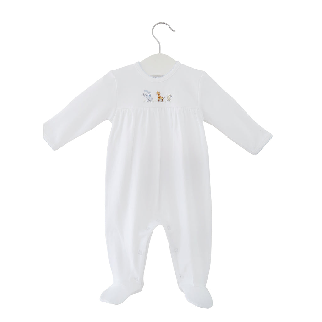 Lyda Baby Baby Animal Parade Footie