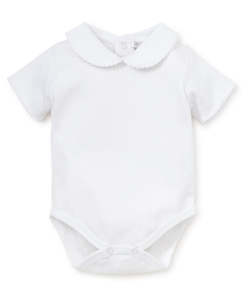 Kissy Kissy Girl's S/S Body w/Bebe Collar