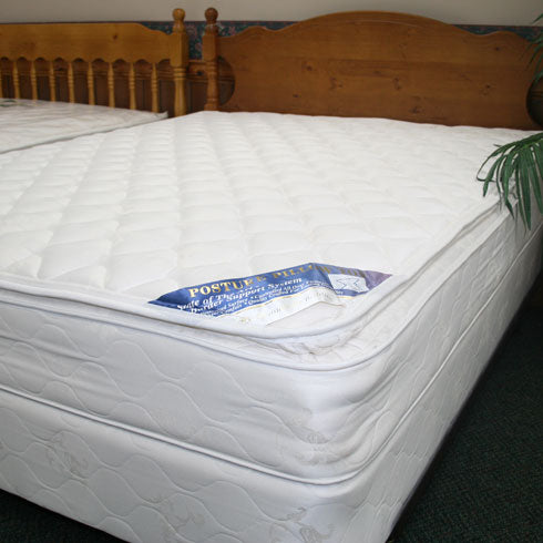 No Flip Pillow Top Mattress- King Size