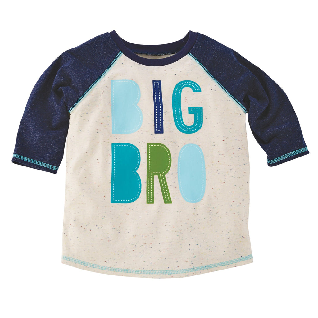 "Mud Pie ""Big Bro"" Shirt and Pennant"