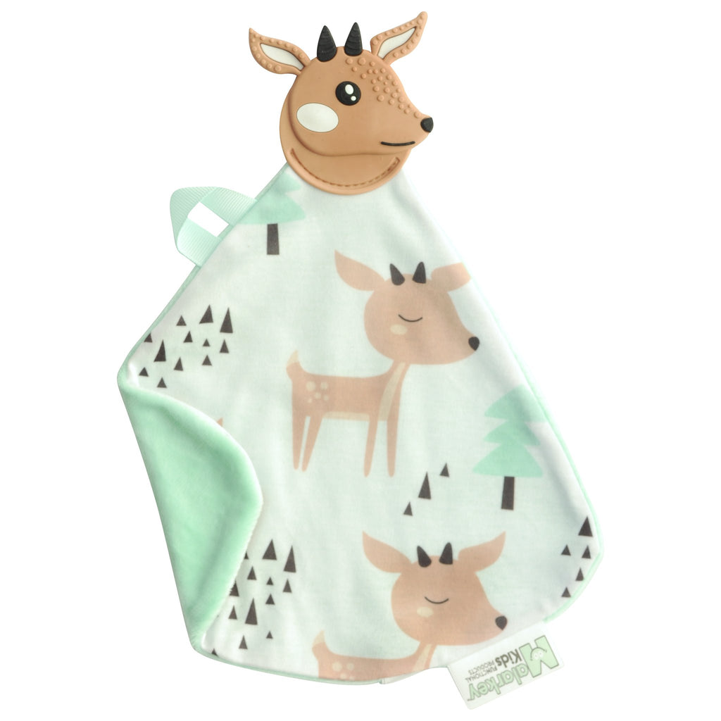 Malarkey Kids Munch It Blanket - Dainty Deer