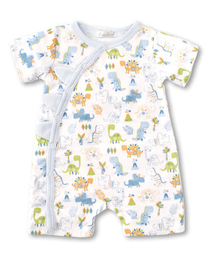 Kissy Kissy Short Playsuit Dino Dash
