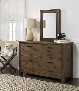 Dolce Babi Lucca 8-Drawer Double Dresser
