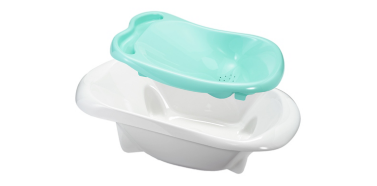 The First Years 4-in-1 Warming Comfort Tub