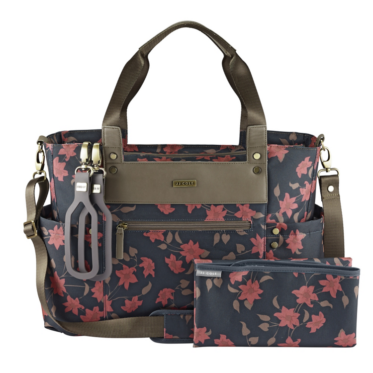 JJ Cole Collection Arrington Diaper Bag