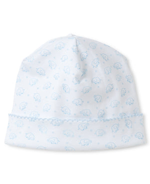 Kissy Kissy Boy's Ele-Fun Print Hat