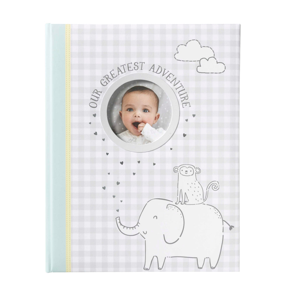 C.R Gibson Baby Memory Book - Our Greatest Adventure